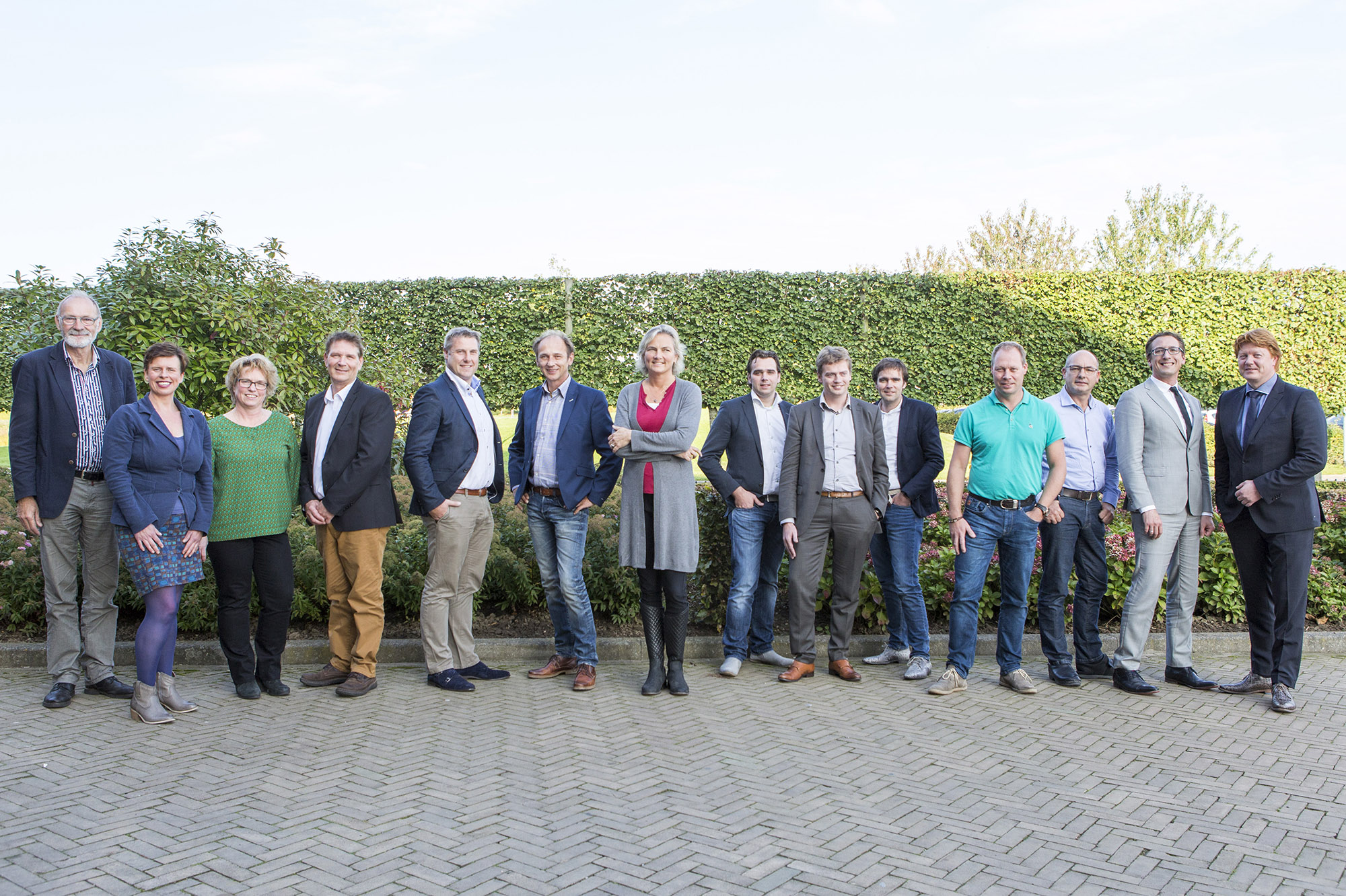Intakebijeenkomst Business Event West Betuwe